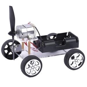 130 Brush Motor Mini Wind Educational Toy DIY Car Motor Robot Kits for arduino