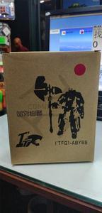 Image 4 - קומיקס מועדון שינוי ITF OVERSIZE WCF OP מפקד אדום לבן פעולה איור רובוט צעצועים