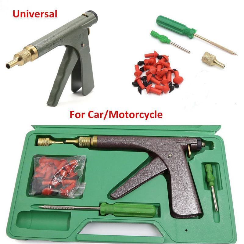 Tire Repair Kit Gun Motorcycle Electric Vehicle Fast Tire Repair Tool