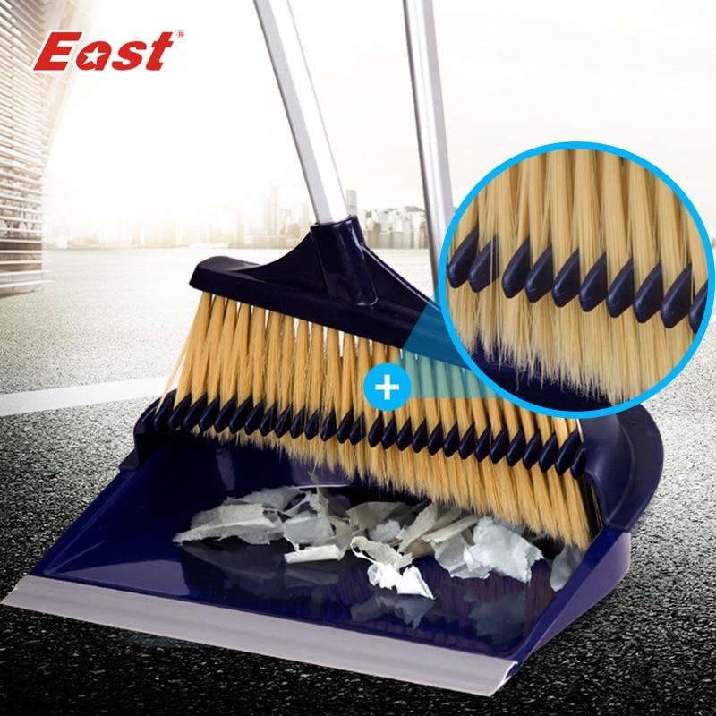 Energetic East Creative Broom Dustpan Combination Set Upgrades Brooms & Dustpans Household Cleaning Tools Household Helper Reasonable Price