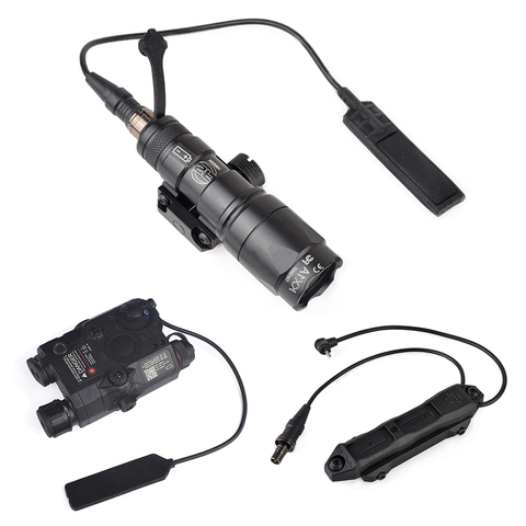 luz peq 15 la5c ir laser vermelho duplo