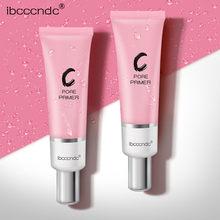 35g Base primera capa facial crema Natural mate para la cara iluminar el control de aceite Base de piel poros Base maquillaje corrector Primer crema