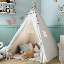 1.8m Children's Teepee Tent For Kids Indoor Outdoor Tipi Child Tent Play House Wigwam for Children