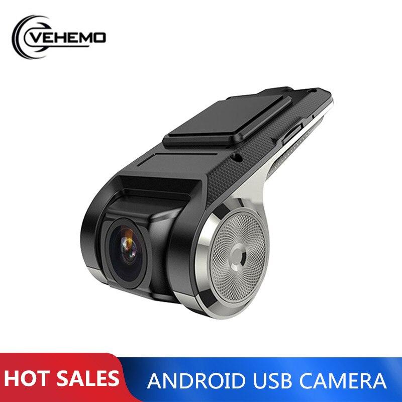Adas usb mini traço cam câmera do carro dvr automático completo 1080 p gravador de vídeo digital eletrônico android veículo câmera multimídia player