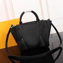 2019 Luxury Top Quality Designer Genuine Leather Cowhide Women Tote Bag Handbag Ladies Hand Bags Purse Clutch Brand business