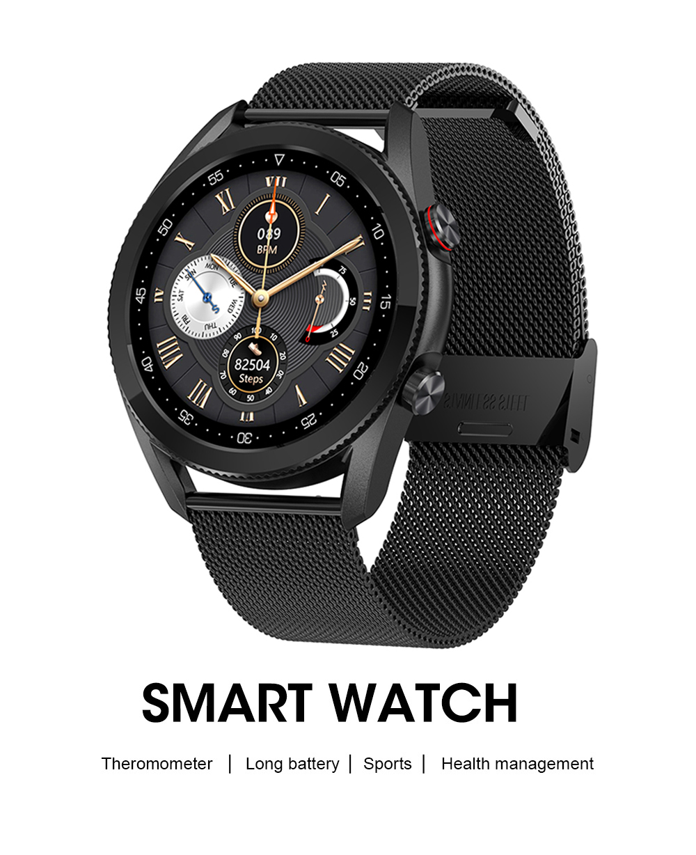 Hcee2779dea934bf580d2a0c310ef01f0X Timewolf Smart Watch Men 2021 IP68 Waterproof Android Full Touch Sports Smartwatch Bluetooth Call For Samsung Huawei Android IOS