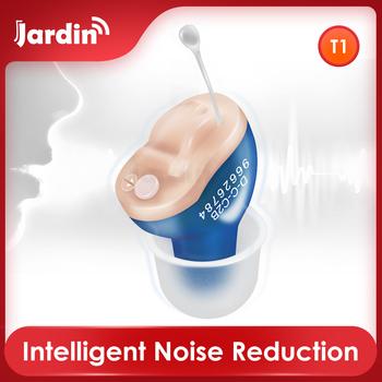 Przenośny aparat słuchowy Mini CIC cyfrowy niewidoczny wzmacniacz dźwięku do ucha w uchu głośność regulacja słuchu Dropshipping tanie i dobre opinie jardin Z Chin Kontynentalnych LWD-C-C2B 10A a10 1 8cmx1 2cmx0 9cm 27 6dB 1 36mA Ear Hearing Portable Hearing Aid Ear Hearing Aid
