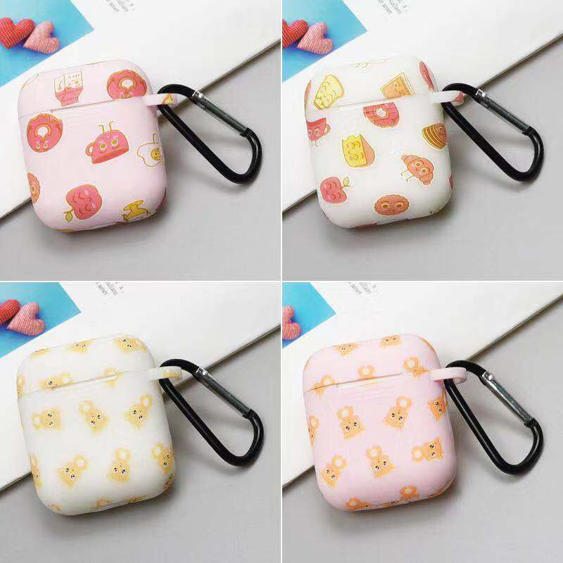 Wireless Bluetooth  airpods case Universal Airpods 21 cute headset trend