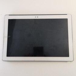 Uniwersalny 10.1 wyświetlacz LCD ekran dotykowy Digitizer zgromadzenia z ramą dla ASUS ZenPad Z300M P00C Z300CNL P01T Z301M Z301ML P028