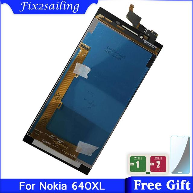 100% Tested LCDS For Lenovo P70 P70 A P70t P70a LCD Display Touch Screen Digitizer Assembly P70 phone Replacement Free Shipping