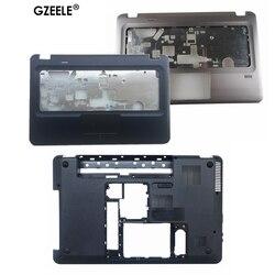 GZEELE D Base cubierta inferior para HP Pavilion DV6 DV6-3000 DV6-3100 Fondo 3ELX6BATP00 603689-001 portátil cubierta inferior de