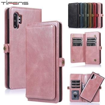 Flip Wallet Case For Samsung Galaxy A51 A71 A21 S A31 A41 A11 S8 S9 S10E S20 Ultra Note 20 8 9 10 Plus A40 A50 A70 Leather Cover