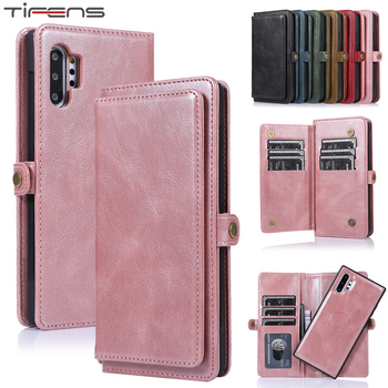 Flip Wallet Case For Samsung Galaxy A51 A71 A21 S A31 A41 A11 S8 S9 S10E S20 Ultra Note 20 8 9 10 Plus A40 A50 A70 Leather Cover
