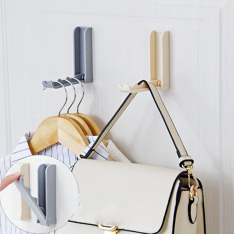 Space Saving Household Wall Hook Storage Rack Hanger Decoration Corridor Room Multifunctional Coat Hook