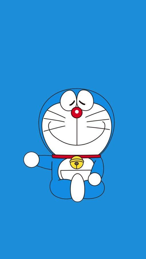 手机壁纸:蓝胖子、多啦A梦、叮当猫手机壁纸,赶紧换上。插图1