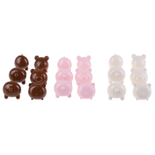 6Pcs Cute Animals Children Electrical Safety Protective Socket Cover Caps 2/3 Phase Baby Security Product Sets Euro standard