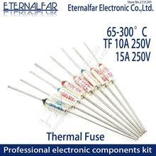 Thermal-Fuse Temperature 300C 250V RY 15A 105C 10A 85C 240C 192C 120C TF 130C 216C 165C