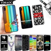 Night Music Imagine Dragons Silicone Soft Case for Redmi 4A 4X 5 Plus 5A 6 Pro 6A 7 7A S2 Go K20 Note 5A Prime 8 смартфон apple iphone xs 64gb gold mt9g2ru a
