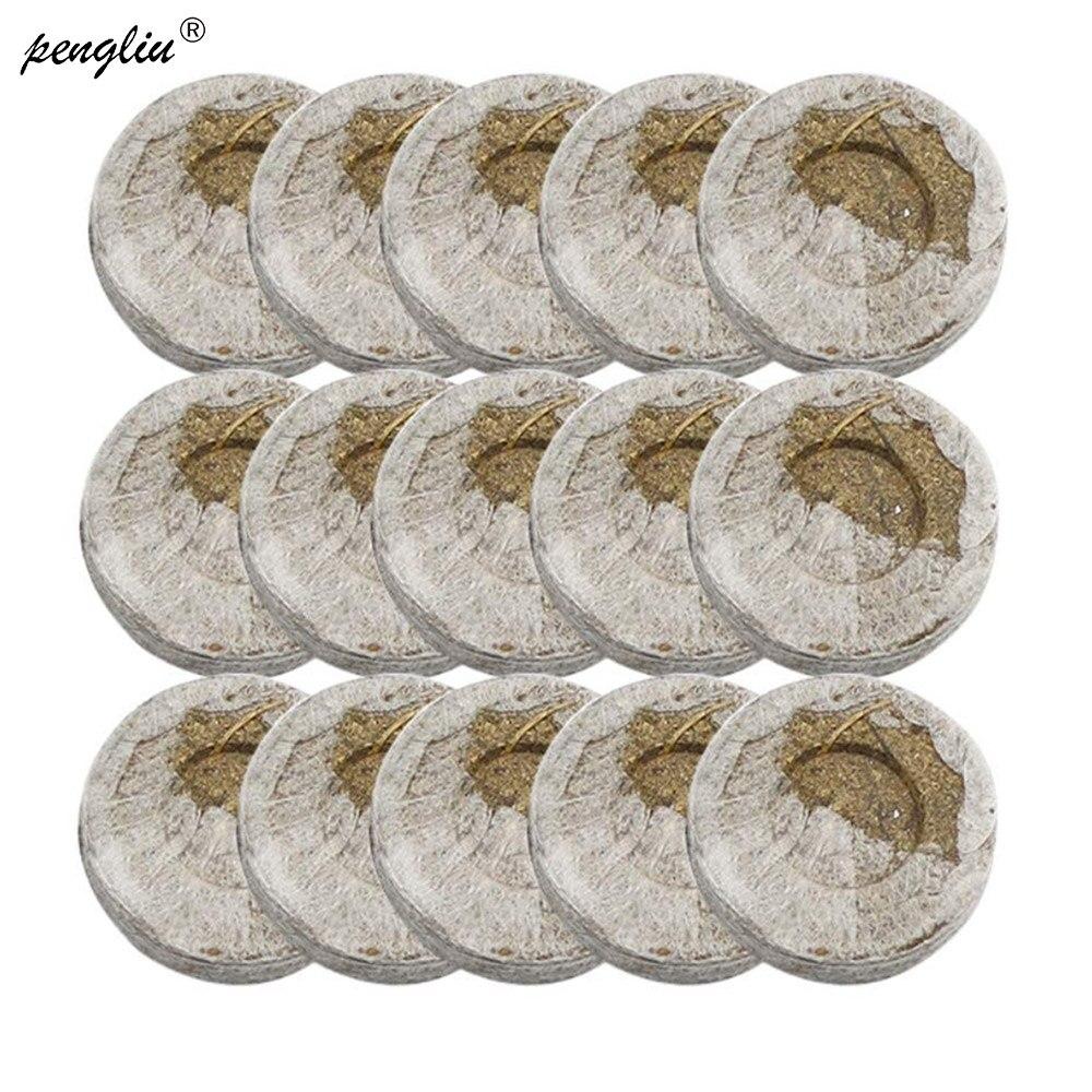 40pcs pack 30 мм Jiffy Peat гранулы, блоки грунта под рассаду, пусковые пробки, стартер роста семян, профессиональный для сада|seeds starter pallet|jiffy peat pelletsjiffy peat pellets seed | АлиЭкспресс