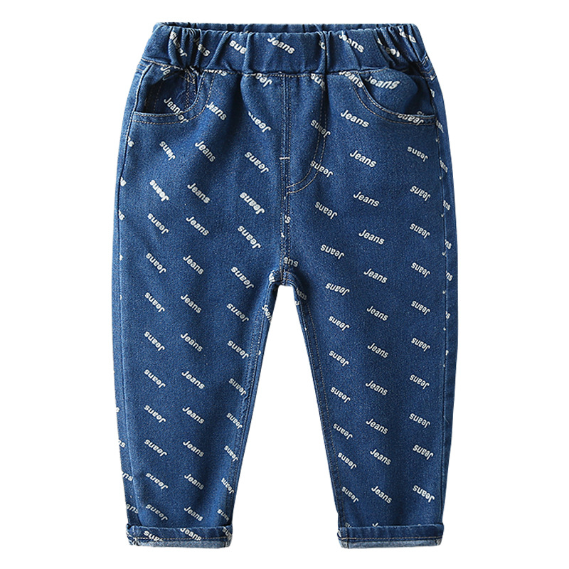 New spring and autumn Casual Jeans Trousers