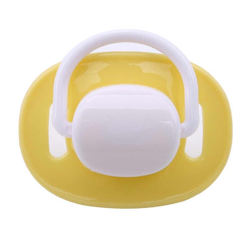 3 สีทารกทารกรูปหัวใจ Pacifier ซิลิโคน Pacifier ขายส่ง Maternal อุปกรณ์เด็กจุกนมหลอกผู้ถือที่ดีที่สุดของขวัญ