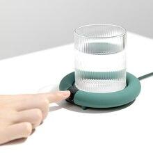 3 жизни Смарт Отопление подставки под чашки коврик сенсорный