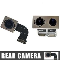 Moduł testowany duży aparat z tyłu Flex Cable tylna kamera główna dla iPhone 8/8 Plus ND998