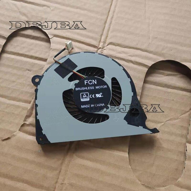 Ventilador de refrigeração da cpu do portátil para dell 15 7577 7588 G7-7588 fcn dfs2000054h0t fjqs