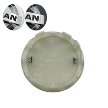 4 stücke 54mm Auto Rad Center Hub Caps ABS Schwarz Silber Rim Abdeckungen Für Nissan Altima Maxima Murano 350Z sentra