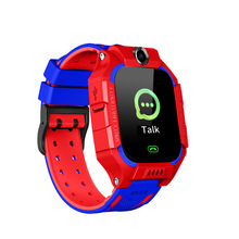 New Kids Smart Watch Q19 With Clock Waterproof LBS Positioning SOS Camera Phone Children Voice Chat Watches