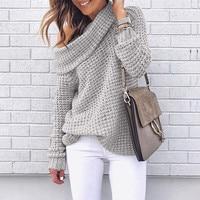 PINK sweater women turtleneck sueter mujer invierno chompas para mujer pullover women knitted jumper blusas de inverno feminina