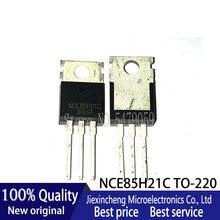 10Pcs NCE85H21C NCE01H14 NCE01H14C NCE1579C NCE60H15 NCEP85T16 TO 220 Mosfet Nieuwe Originele