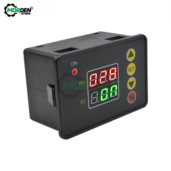 DC 12V 24V AC 110V 220V Programmable Digital Time Delay switch relay T2310 Normally Open timer control module 0-999s/min/hour