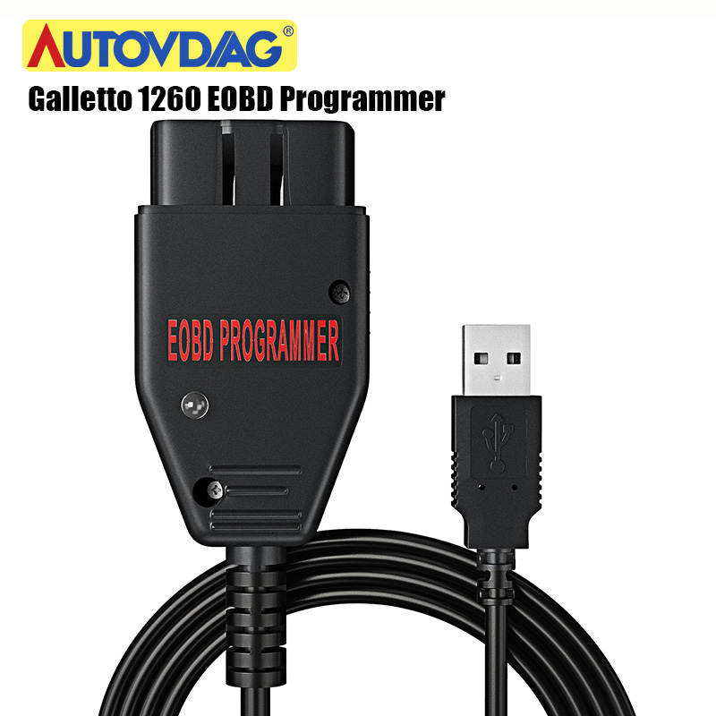 Best Quality Galletto 1260 Car Diagnostic Tool OBD2 ECU Chip Tuning Tool EOBD 307SW ECU Flash Tool 16pin Interface MultiLanguage|Car Diagnostic Cables & Connectors| |  - title=