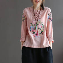 Женская хлопковая куртка с длинным рукавом свободная футболка