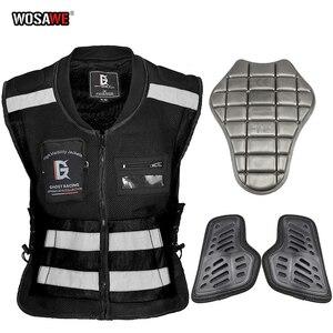 Motorcycle Protector Jacket Pr