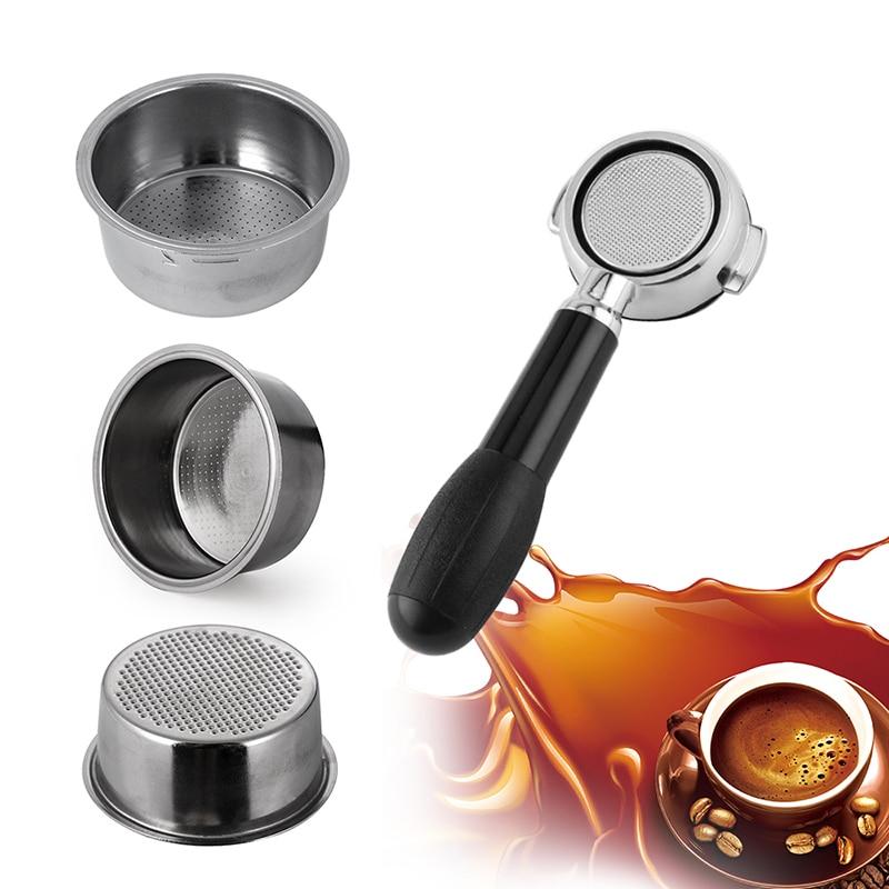 Non Pressurized Filter Cup For Breville Delonghi Krups Coffee Filter Basket 2 Cup 51mm Hot Sale Breville Delonghi Filter