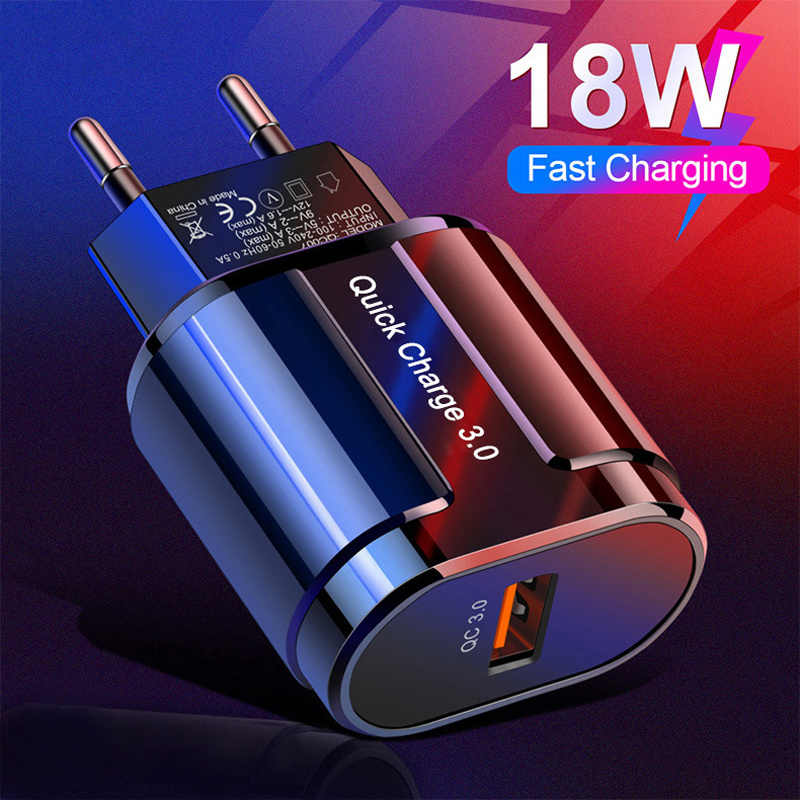 5V 3.1A USB Charger untuk iPhone 11 Pro 7 8 Dinding Charger 3 Usb Cepat Pengisian Dinding Charger Telepon untuk Iphone Samsung Xiaomi Huawei