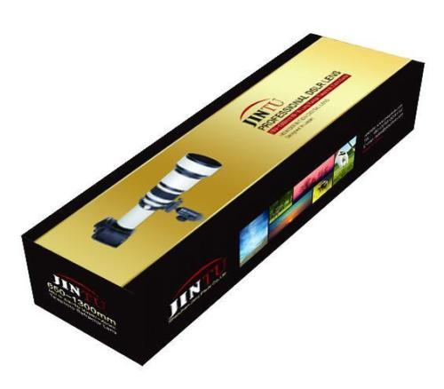 jintu 650 2600 мм с 2x teleconver телефото зум объектив для фотография
