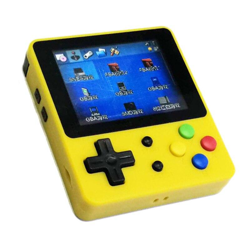 LDK jeu 2.6 pouces écran 1 pièces Mini Console de jeu portable nostalgique enfants rétro jeu Mini famille TV Consoles vidéo 16G mémoire