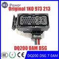 DQ200 0 DSG 7-Скорость 1K0973213 оригинал, жгута проводов разъем с выводным проводником для VW Audi Beetle Caddy для игры в гольф
