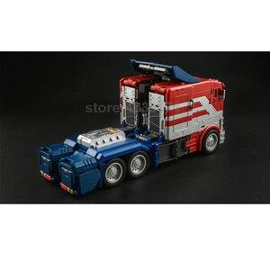 Image 5 - DABAN 액션 피규어 Toys G1 9907 OP Commander 트럭 변형 변환