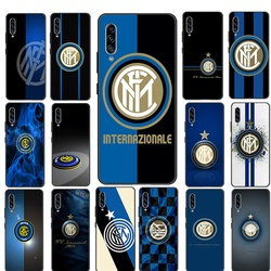 Inter Milan club Phone Case For Samsung Galaxy A3 A5 A6 Plus A7 A8 A9 J6 J4 J8 A2 J4 Core J6 Plus J7 Duo Cover