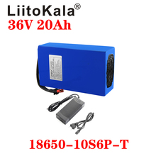 Lithium-Battery 20AH 36-V Liitokala 42v2a-Charger BMS 1000W with 30A Hot-Sale