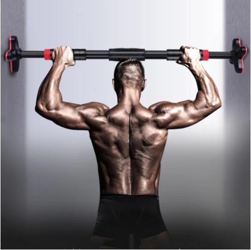 Регулируемый тренажер с большой дверцей, стальной кронштейн для тренировок, для дома, занятий спортом, подтягивания рук, приседания, оборуд...