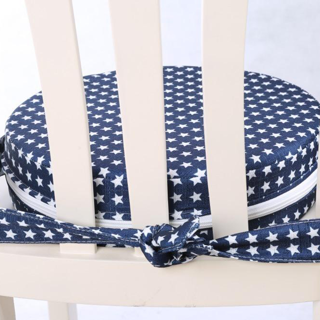 Baby Booster Seat Dismountable Adjustable Washable Toddler Dining Chair Pads Kid Infant Travel Seat Booster Cushion