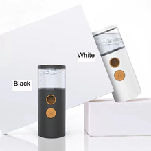 Glesum 2019 New Style Simple And Practical White/Black Eyelash Make Up Super Nano Water Filler With Free Shipping