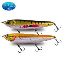 CF приманка 155 мм 42 г, карандаш, Поппер, рыболовные приманки, плавающие воблеры, топвотер, рыболовная приманка, приманка, рыболовная приманка