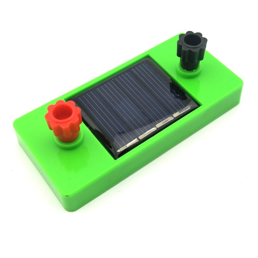 Solar Panel Physical and electrical experimental Science Experiment Teaching Tools Educational Kids Toy