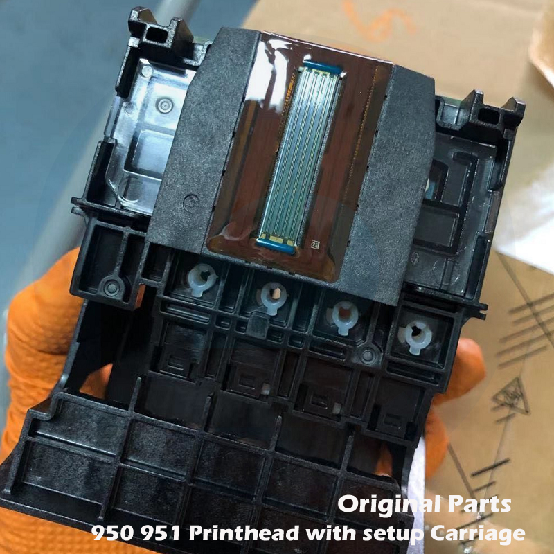 Original New CR325A CR326A CR324A Printer Head With Seting Ink Cartridge <font><b>For</b></font> HP950 951or <font><b>HP</b></font> Pro 8000 <font><b>8100</b></font> HP8600 8620 8630 image